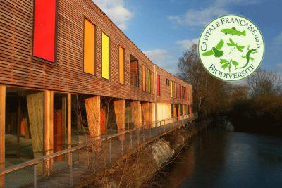 La Maison de la nature du Ried et de l'Alsace centrale