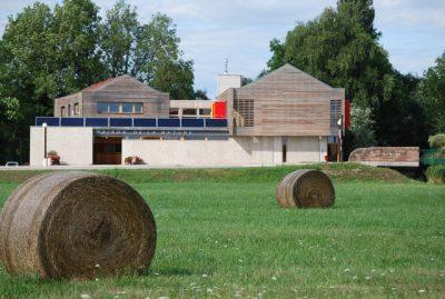 Maison de la nature et prairies du Ried