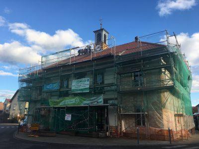 Rénovation thermique de la mairie