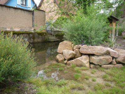Jardin du Langert