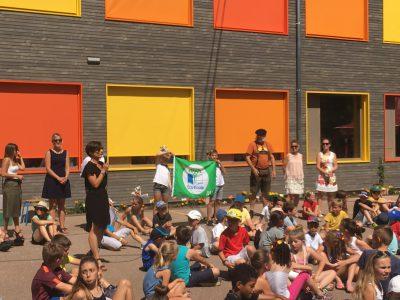 Inauguration école élémentaire