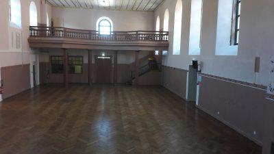 la synagogue de Muttersholtz