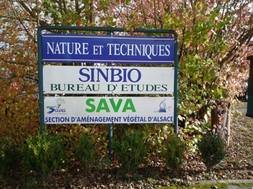 Panneau NT SINBIO SAVA