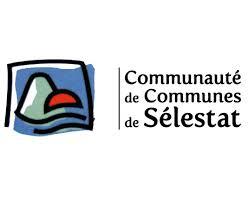 Logo Communauté de communes de Sélestat