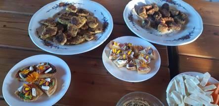atelier cuisine sauvage
