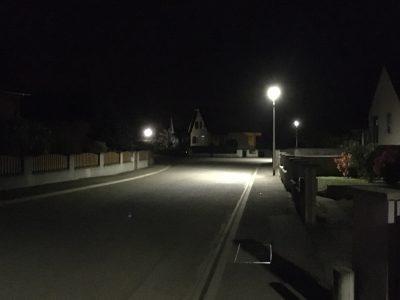 Nuit éclairée à Muttersholtz